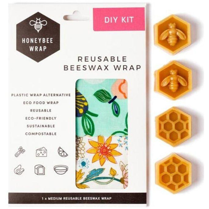 Honey Bee Wrap DIY Kit