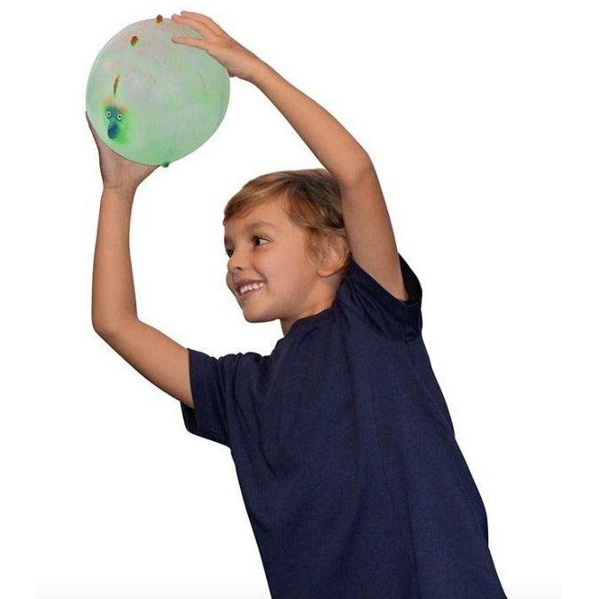 Blow up dinosaur ball