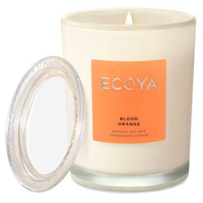 Blood Orange Ecoya Candle