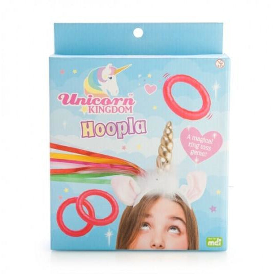 Unicorn Hoop Game
