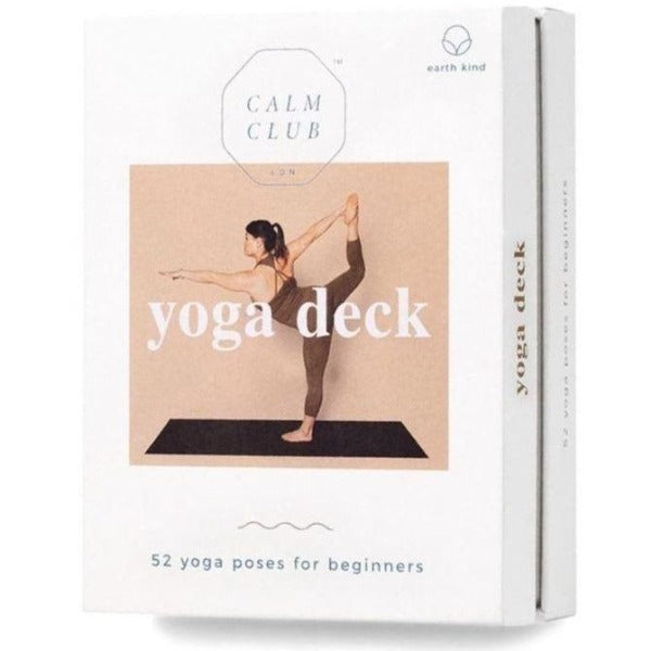 Luckies calm yoga deck