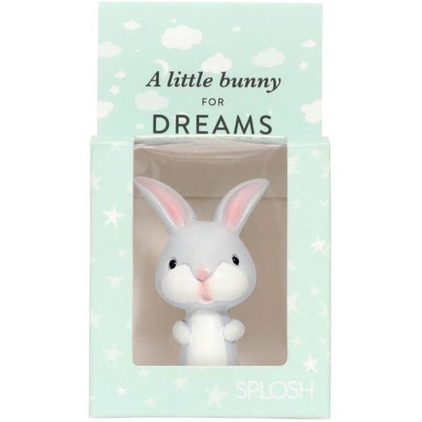 inspirational resin figure for women bunny