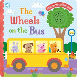 Wheels On The Bus Sing Along Book