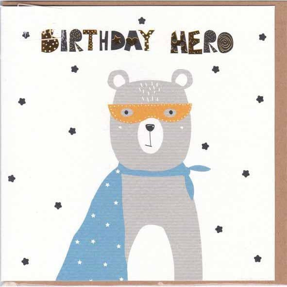 Birthday Hero Gift Card