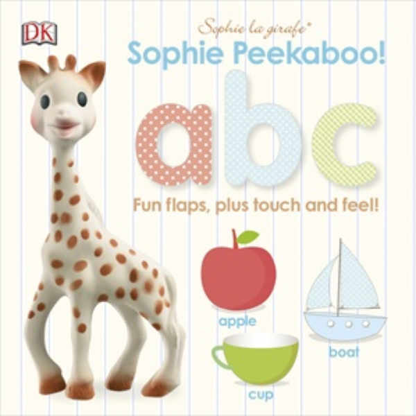 Sophie The Giraffe Peekaboo ABC Book