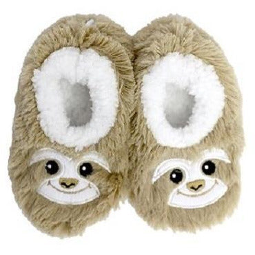 Slumbies Sloth Baby Slippers Small