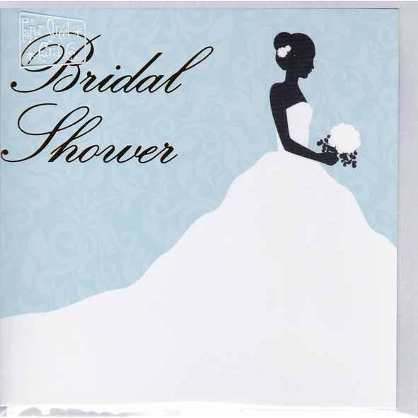 Bridal Shower Gift Card