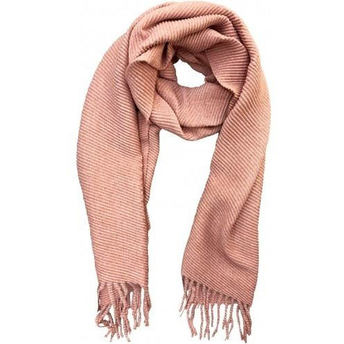 Pink Winter Scarf
