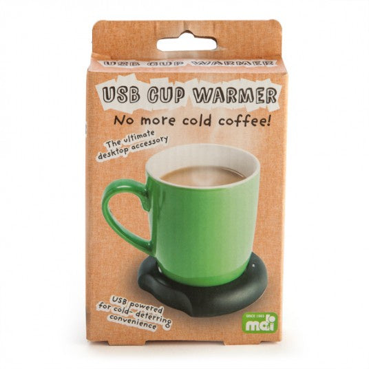usb cup warmer for drinks desk