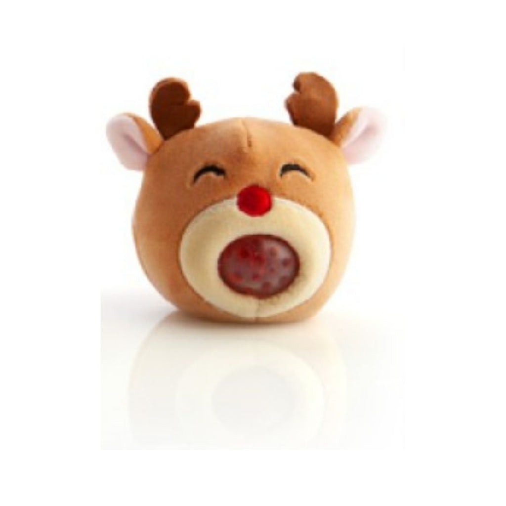 reindeer stress ball
