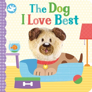 Dog Finger Puppet Book