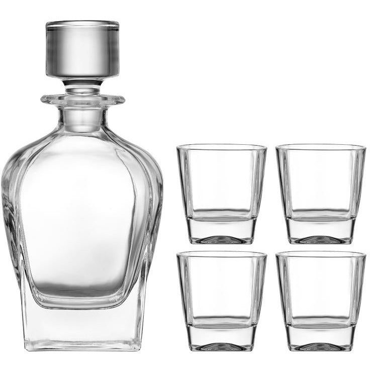quinn whiskey 5pc set