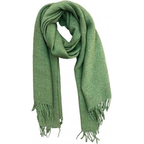 Green Winter Scarf