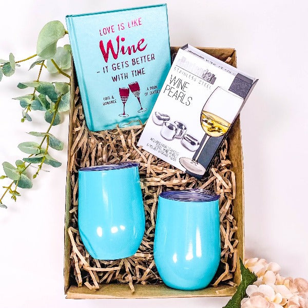 Mother's day wine lover gift pack for women