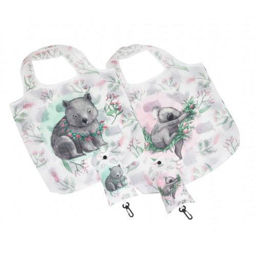 Renee Treml Sleeping Koala Eco Bag