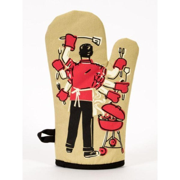 feed you oven mitt