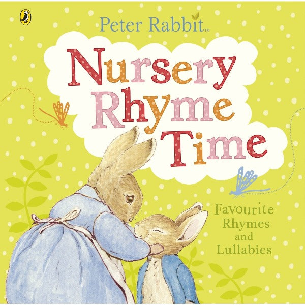 Peter Rabbit Nursery Rhymes Book