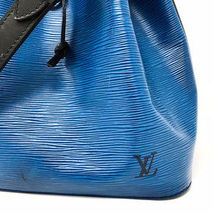 LOUIS VUITTON NOÉ HANDBAG - 1980's -