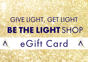 BE THE LIGHT eGift Card