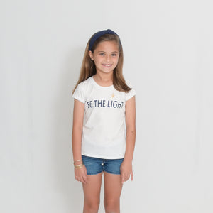 GIRL VERY IMPORTANT TEE - WHITE