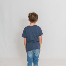 Load image into Gallery viewer, YOUTH PERFECT TEE - NAVY FROST