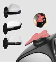 Load image into Gallery viewer, 1 Piece Car Blind Spot Mirror 360 Degree Convex Rotatable 2 Side Automibile Exterior Rear View Parking Mirror Safety Accessories