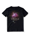 T-shirt Starmus Space Black