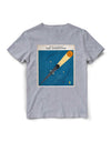 T-shirt The Longitude Gray