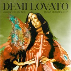 Demi Lovato Dancing With The Devil…The Art Of Starting Over (Explicit) CD - The Fandation - The Fandation