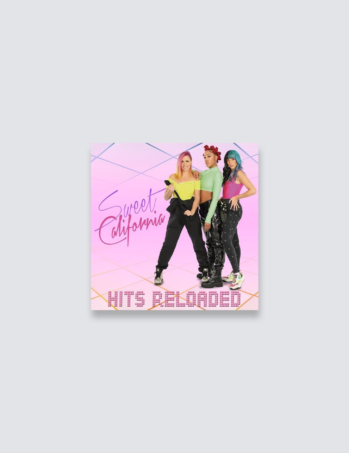 Hits Reloaded - Edición Jewel - The Fandation - SWEET CALIFORNIA