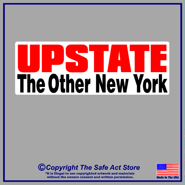 New York Decal