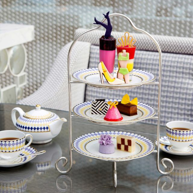 Our top spots for afternoon tea