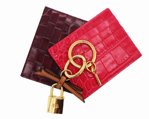 Purses, wallets and small leather goods