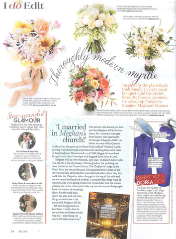 Lalage Beaumont Brides Magazine 3