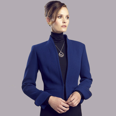 Designer women's business wear London