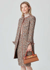 Tweed Skirt in Woodland Colours - Penny