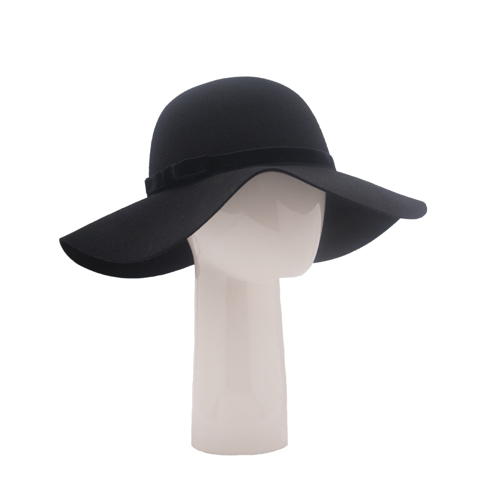 Floppy Hat - Black
