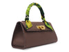 Fonteyn East West Alce Leather Handbag - Taupe