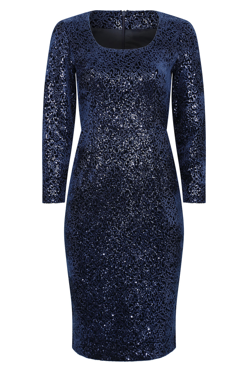 elegant mother of the bride sequin dress