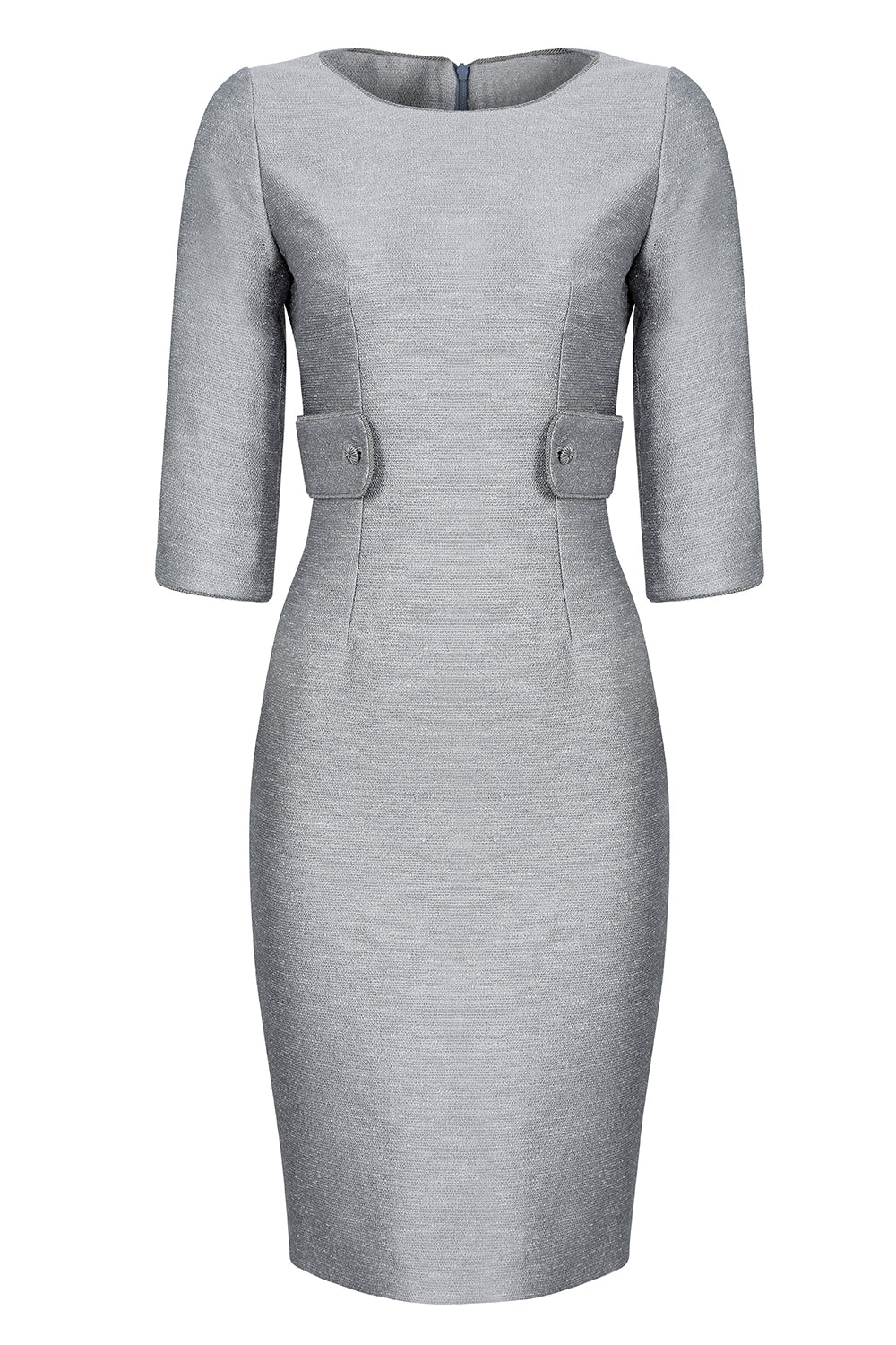 08776484cf4 silver mother of the bride dress or occasion wear