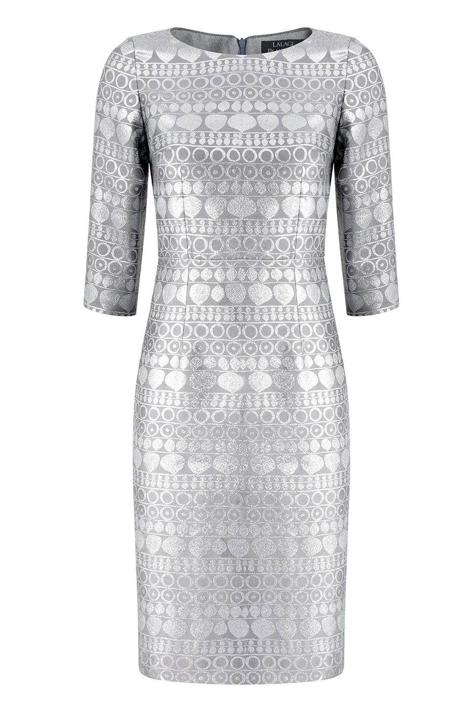 3/4 length dress for mothers of the bride