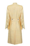 elegant jacket for mother of the brides in yellow