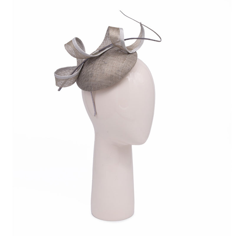Small Head piece in Grey