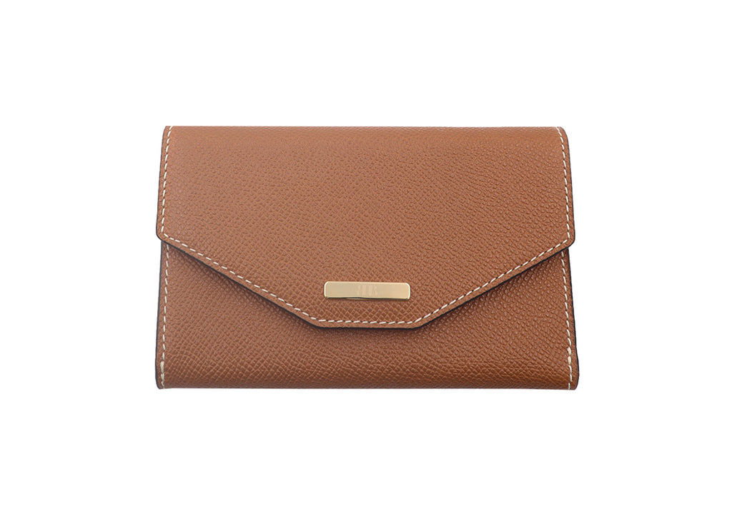 Wallet Palmellato Leather - Tan