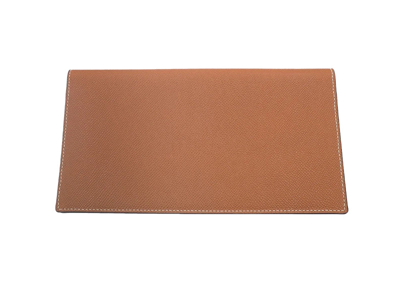 Travel Wallet Palmellato Leather - Tan