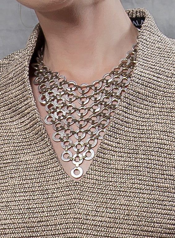 Necklace - Triangular Shaped Necklace
