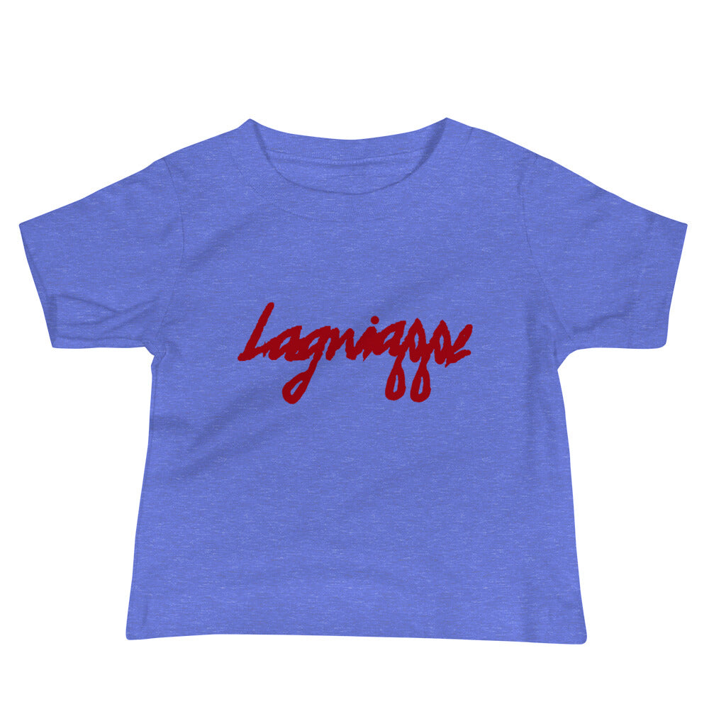 "The ""Logo"" Baby Jersey Short Sleeve Tee (Beaucoup Colors)"