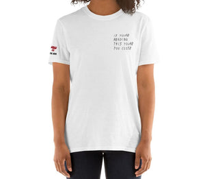 """Social Distancing With My Woes"" 2020 T-Shirt (Women)"