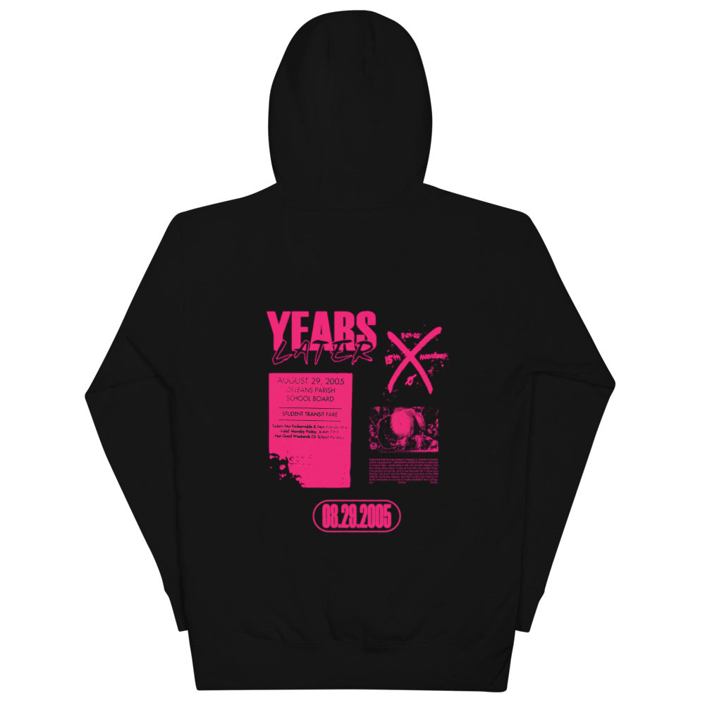 """The Bus Ticket"" Hoodie (Years Later)"