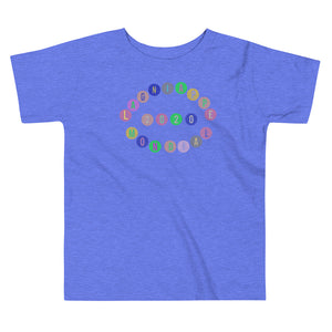 "The Lagniappe""2020 Vision"" Toddler Short Sleeve Tee"